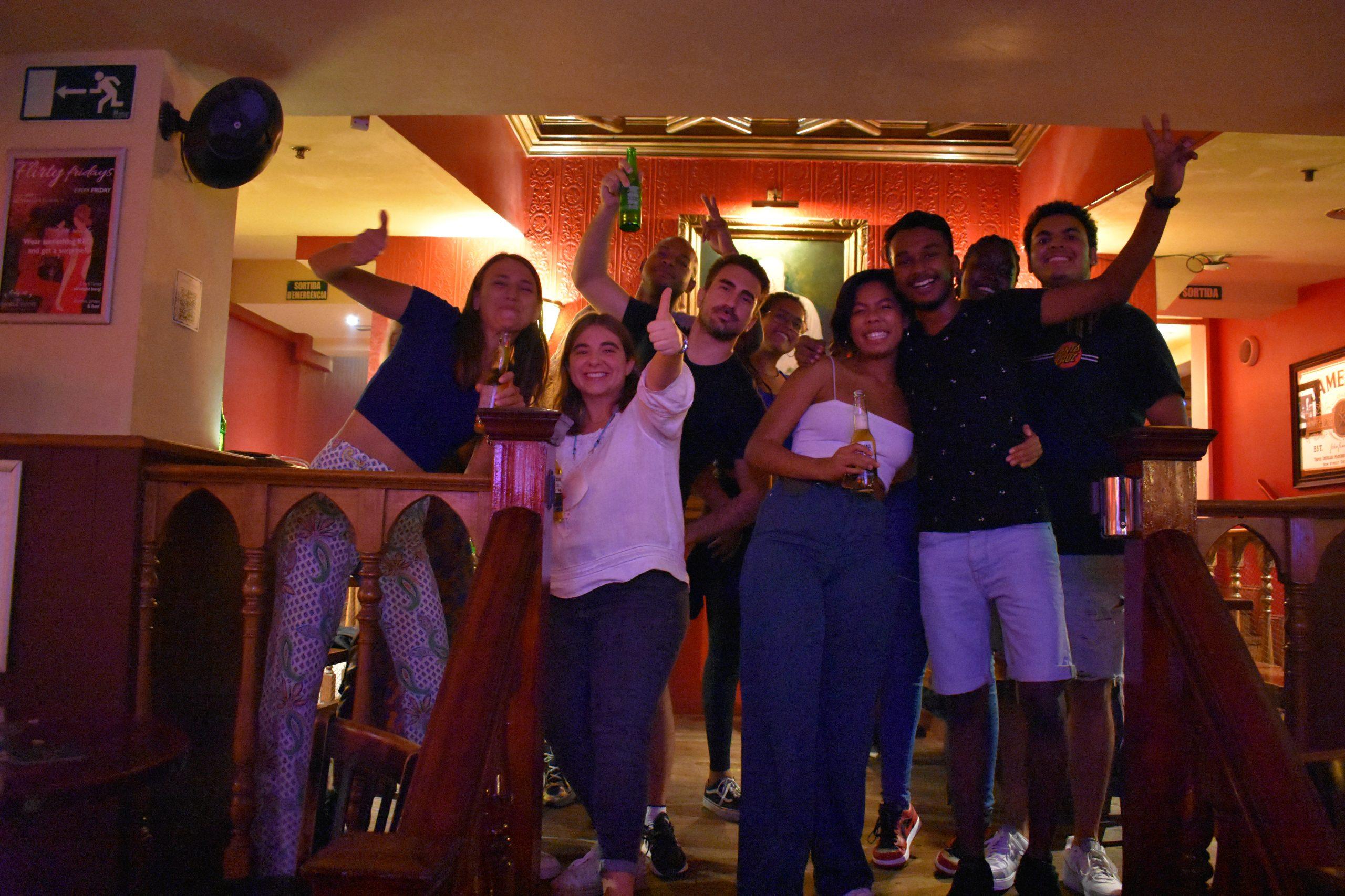 Stag Night Barcelona